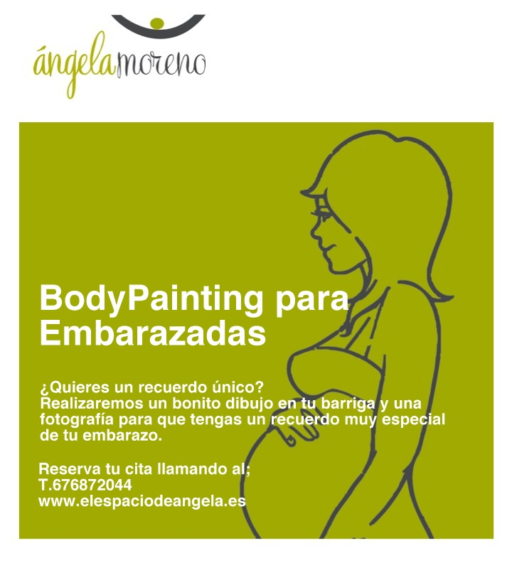 angela belly painting logroño - Porfolio