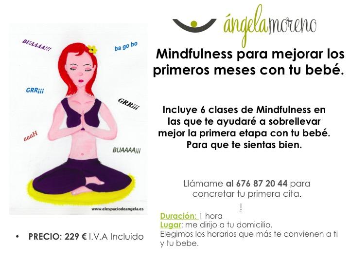 mindfulness packs - Cómo conseguir tranquilidad para ti y tu bebé